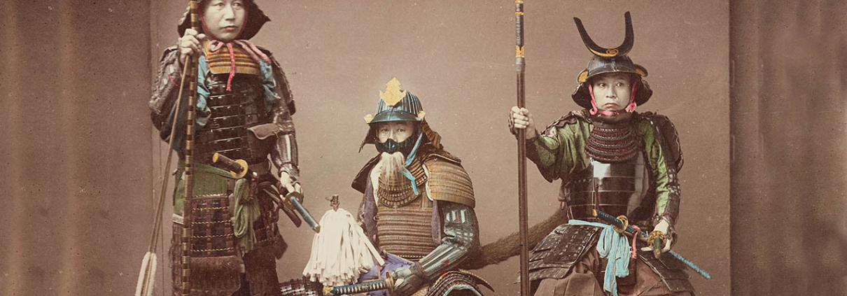 Samurai giapponesi